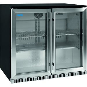 Bar Cooler mit LED-Fernbedienung Modell KIM