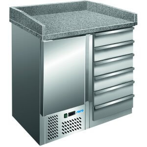Pizzastation Modell PZ 4001