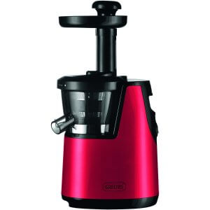 Slowjuicer Modell GREENIS® rot
