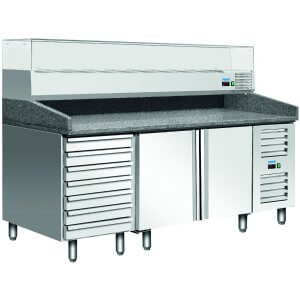 Pizzastation Modell MARGA PZ 2610 TN